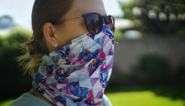 Amaesing Hyper Color Multi-Use Gaiter Masks