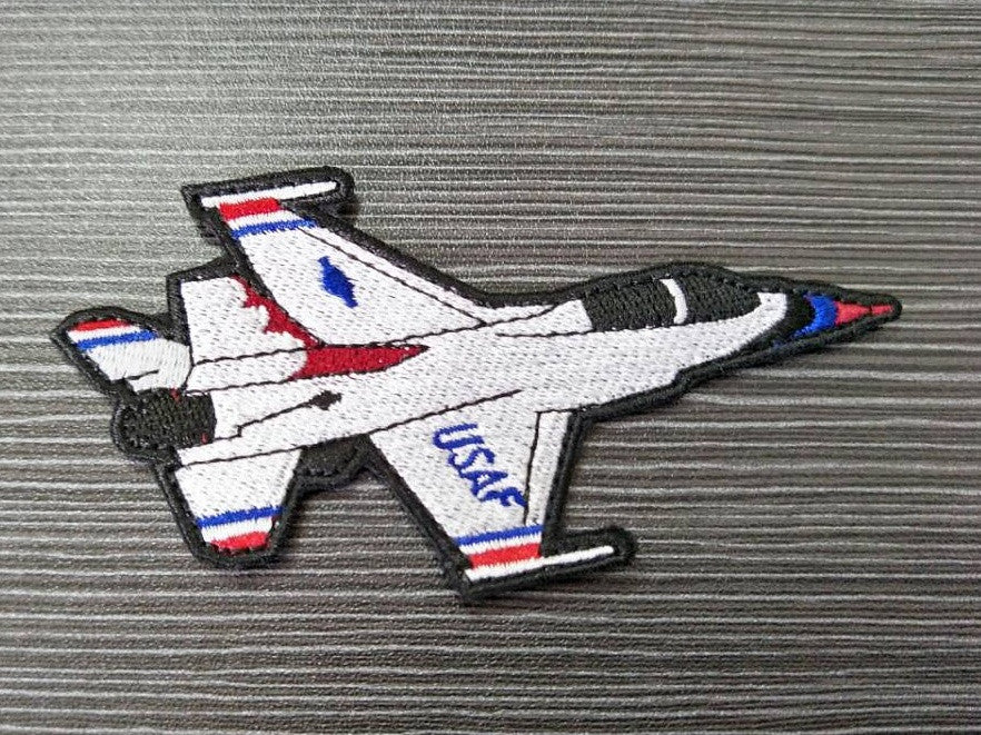 "Thunderbird 3.5"" Velcro Patch"