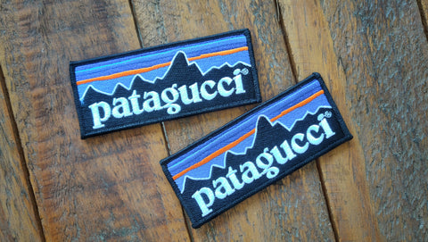 "Patagucci 5"" Velcro Patch"