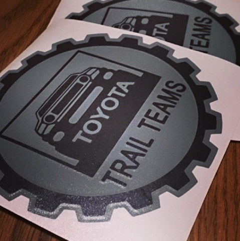 Custom Stickers - Your design/logo