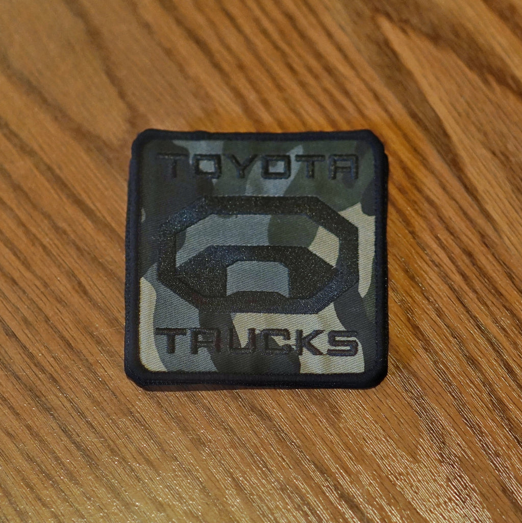 Toyota Trucks Camo Patch