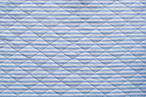 11 Oz Double Sided Quilted Chambray (1/2 yard)