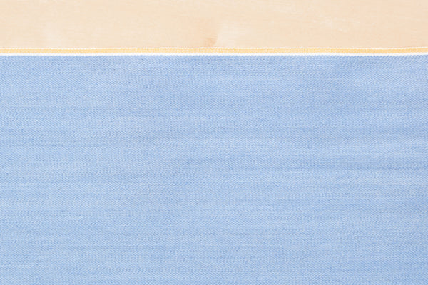 11 oz Japanese Stretch Selvage Denim in Cornflower (1/2 yard)