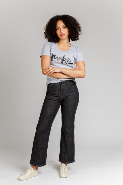 Megan Nielsen - Ash Jeans Sewing Pattern