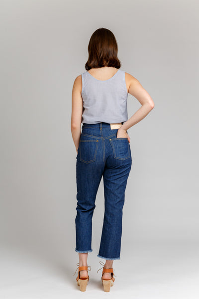 Megan Nielsen - Dawn Jeans Sewing Pattern