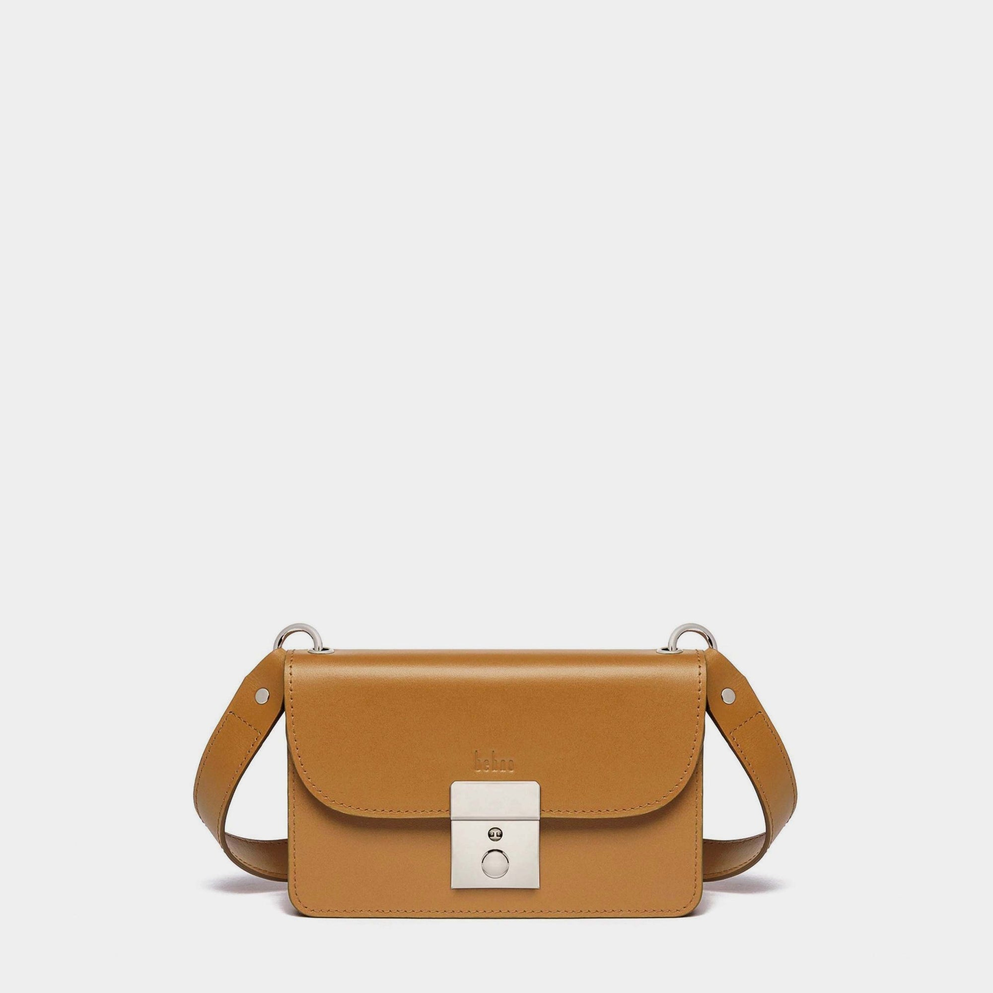 AMANDA BELT BAG NAPPA ALMOND