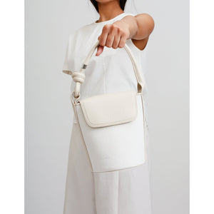 HELEN MINI BUCKET BAG CANVAS NATURAL