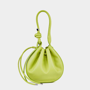 INA BAG NAPPA LIME GREEN