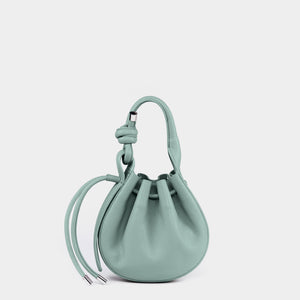 INA MINI CROSSBODY PEBBLE SAGE