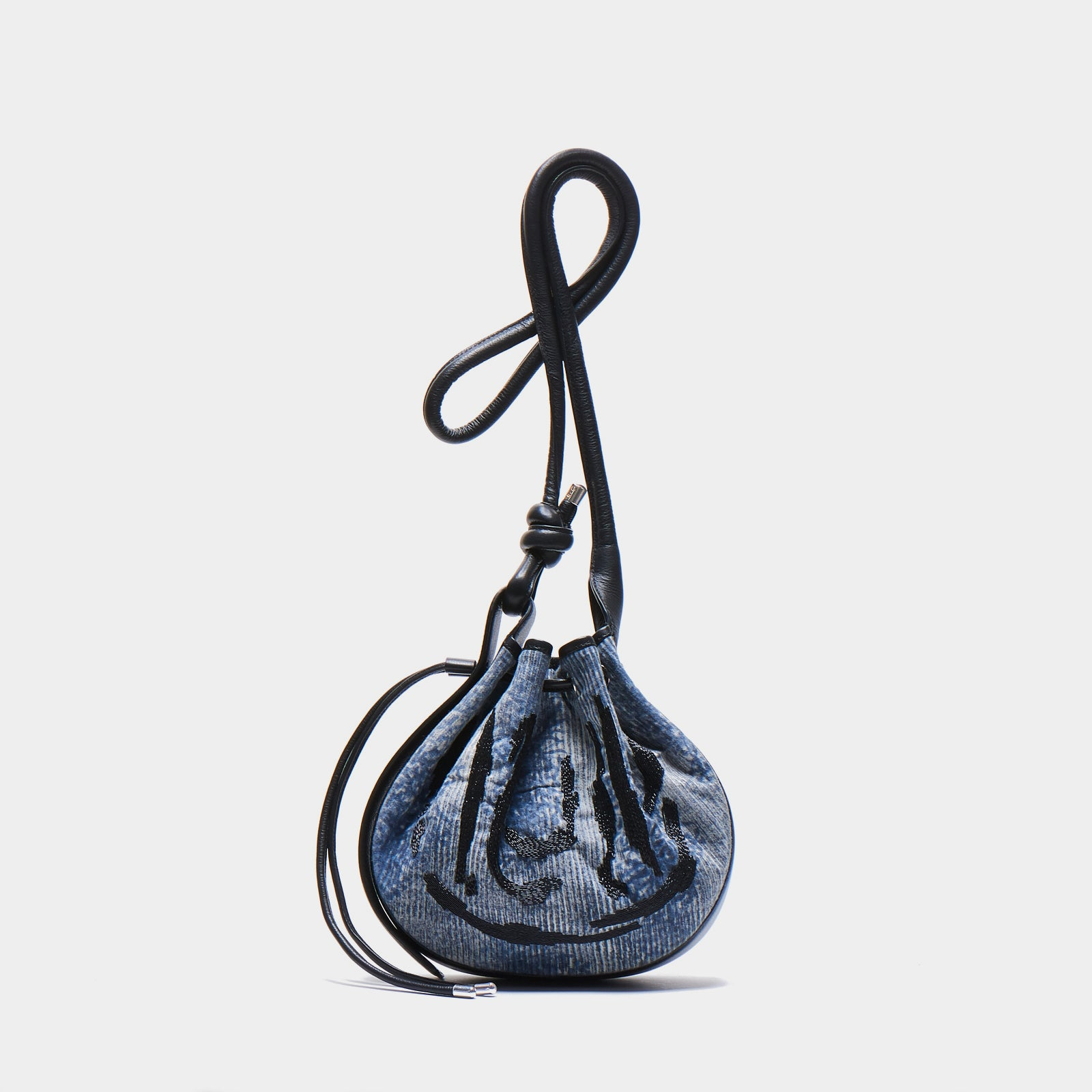 INA CROSSBODY DROP CLOTH INDIGO