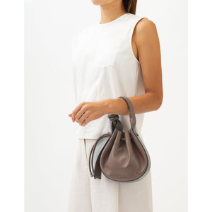 INA MINI CROSSBODY NAPPA TAUPE
