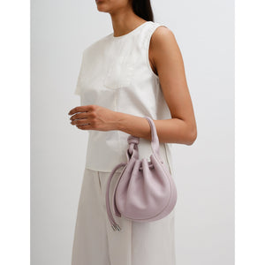 INA MINI CROSSBODY PEBBLE LILAC