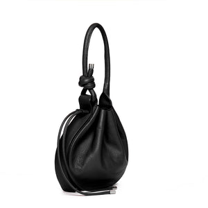 INA BAG PEBBLE BLACK