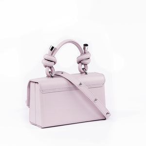 MARY BAG MINI PEBBLE LILAC