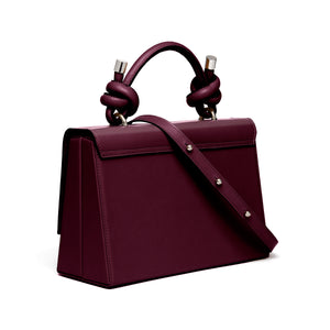 MARY BAG NAPPA WINE