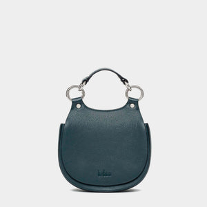 TILDA MINI SADDLE BAG PEBBLE ROSEMARY