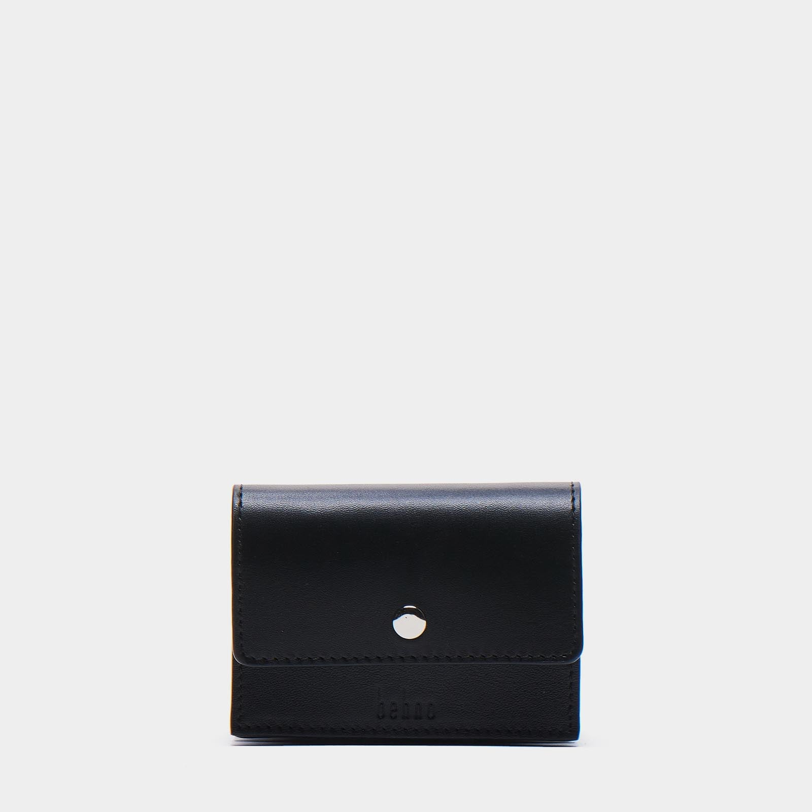 WHITNEY WALLET NAPPA BLACK