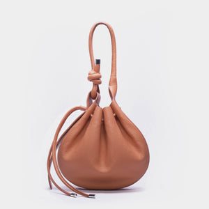 INA BAG PEBBLE APRICOT
