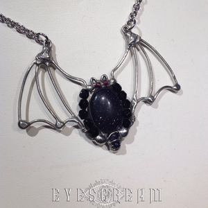 Eyescream-Gothic-Jewelry-Test bat