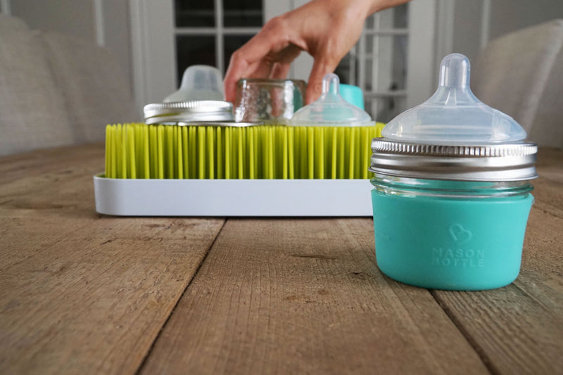 Squeaky Clean: Top Tips for Germ Free Baby Bottles