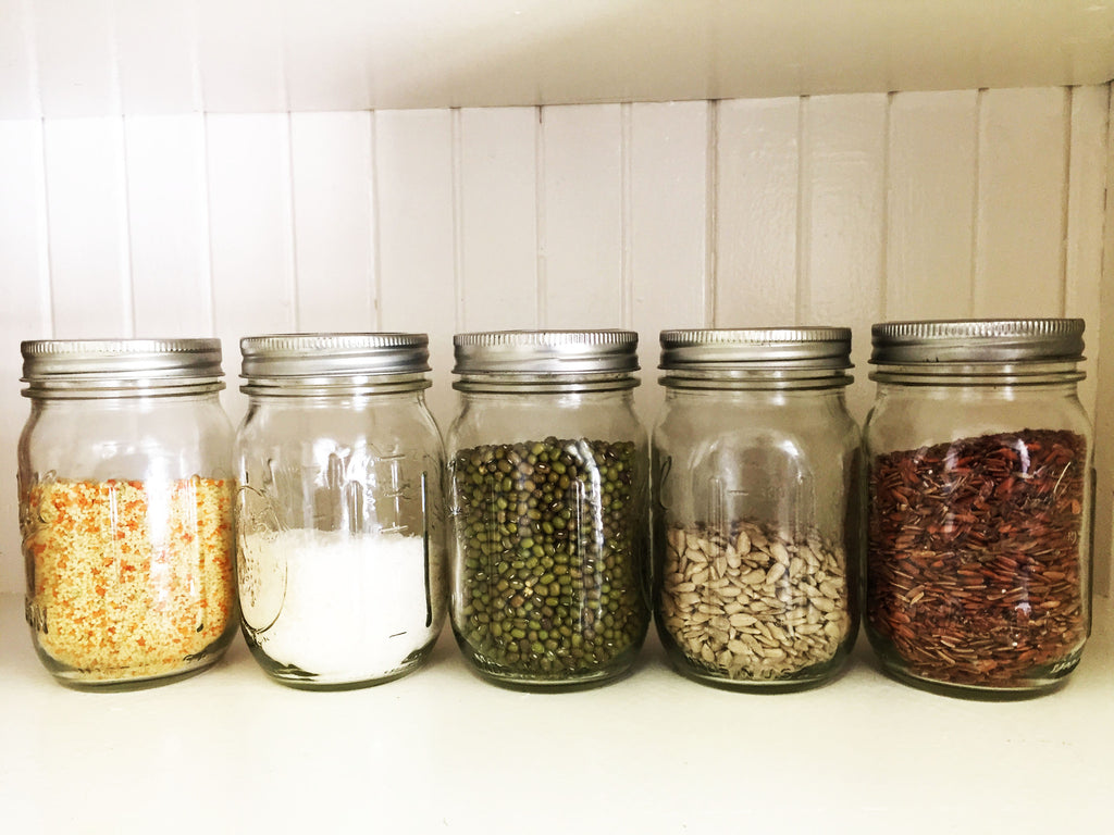 Transitioning Your Kitchen From Plastic To Glass: Three Simple Steps