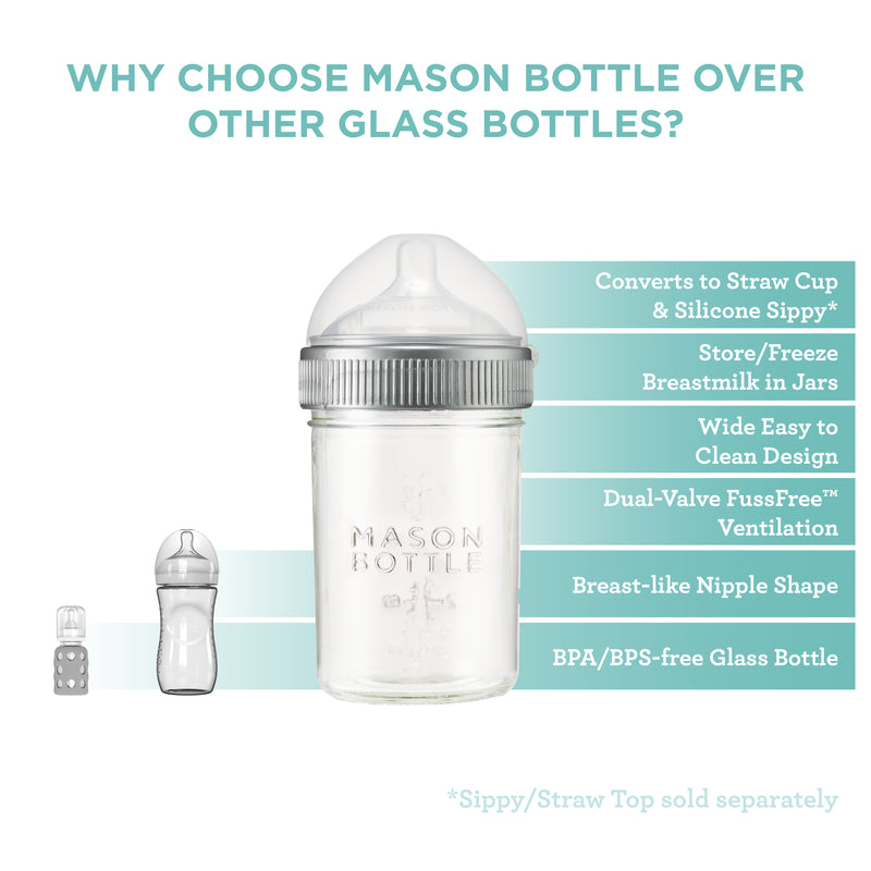 The Original Mason Bottle