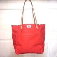 Campus Tote - Pylon Orange