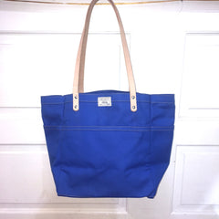Campus Tote - Blue Bird