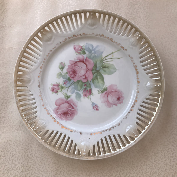 Vintage Decorative Plate