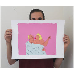 Coccetti Screen Print - True Love