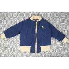 Arlo Jacket - Blue