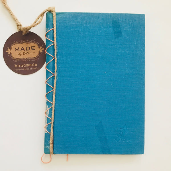 Repurposed Journal or  Notebook 9 x 6 OUT OF STOCK