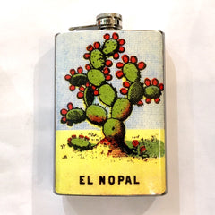 El Nopal Flask - OUT OF STOCK