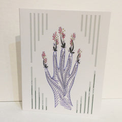 Kitty Coles Designs Blank Card