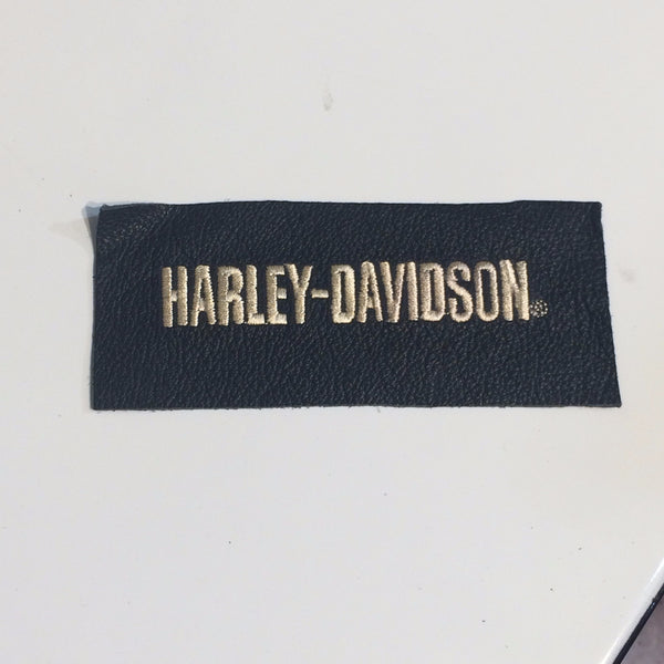 harley- davidson cycles patch