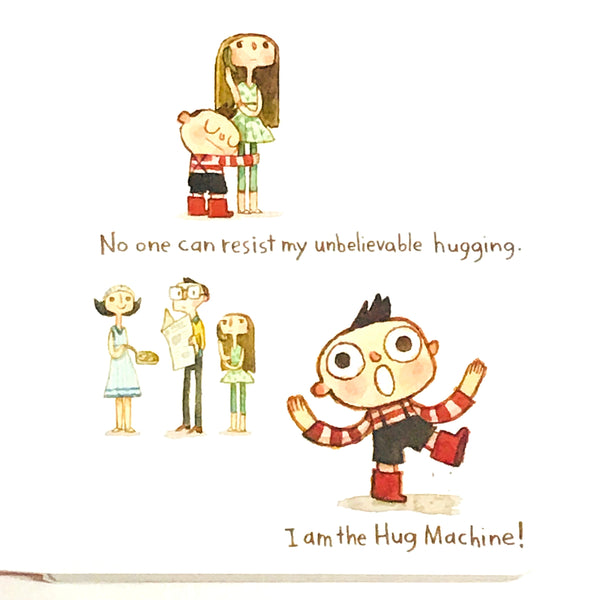 Hug Machine Inside