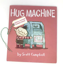 Hug Machine HardCover SIGNED COPY
