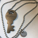 The Giving Keys Classic Necklace - Courage