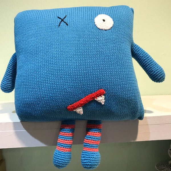 Scary Monster Cushion
