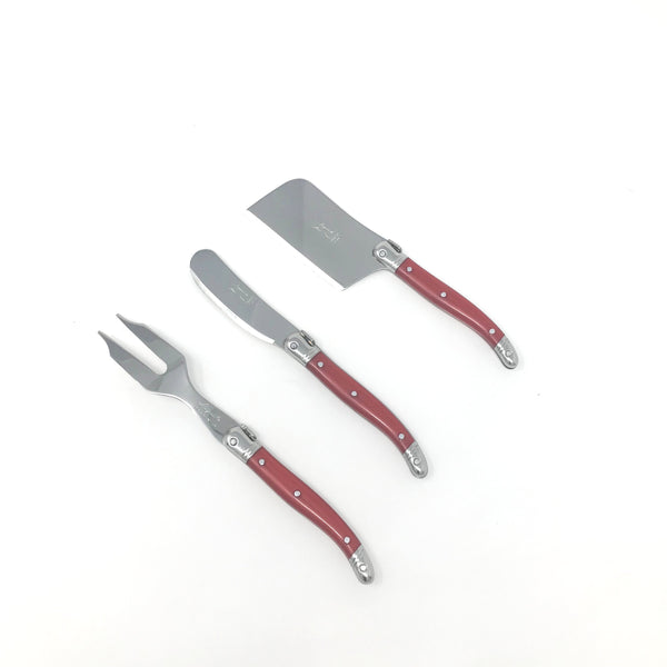 Laguiole Knife Set Cheese