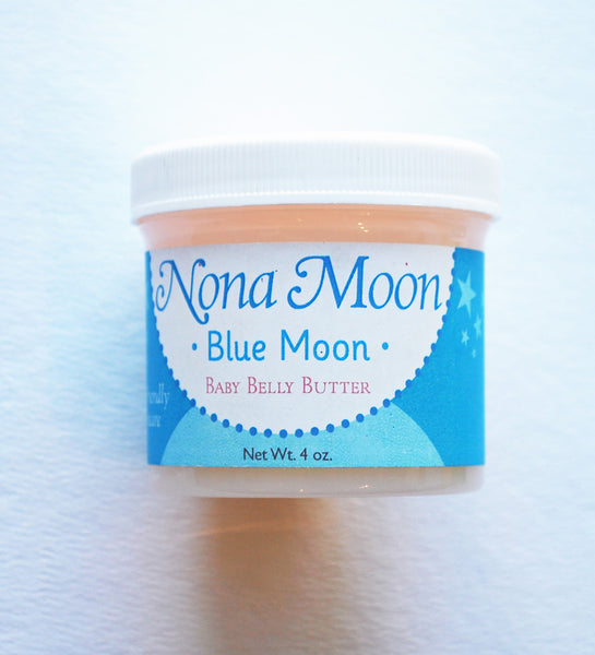 Nona Moon Blue Moon Baby Belly Butter
