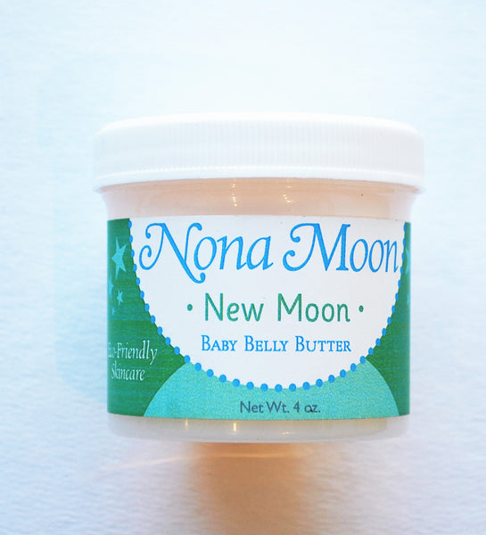 Nona Moon New Moon Baby Belly Butter