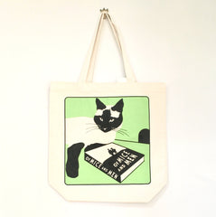 Of Mice and Men Tote Siamese Cat