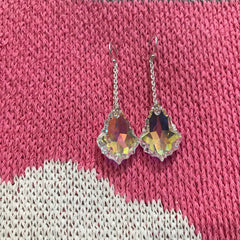 Juan Sigala Crystal Earrings
