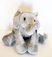 Elli the Lavender Elephant