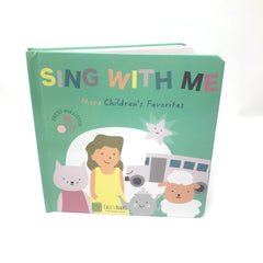 Sing With Me - More Children's Favorites
