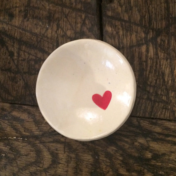 Trinket Dish - Little Heart - OUT OF STOCK