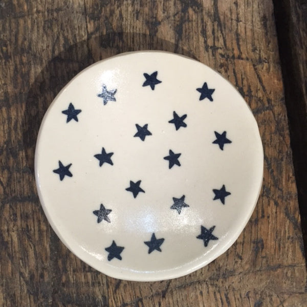 Trinket Dish -  Lots of Stars
