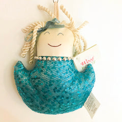 Woof Poof Angel Decoration - SALE!!!