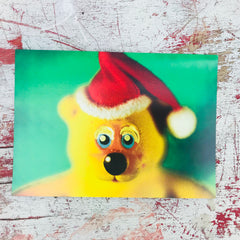 Yellow Bear Boxed Christmas